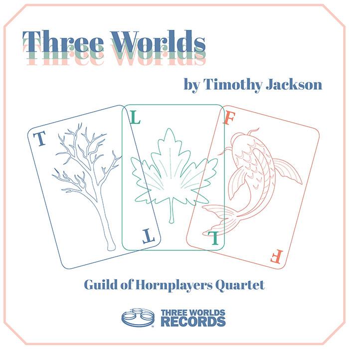 Three Worlds album cover